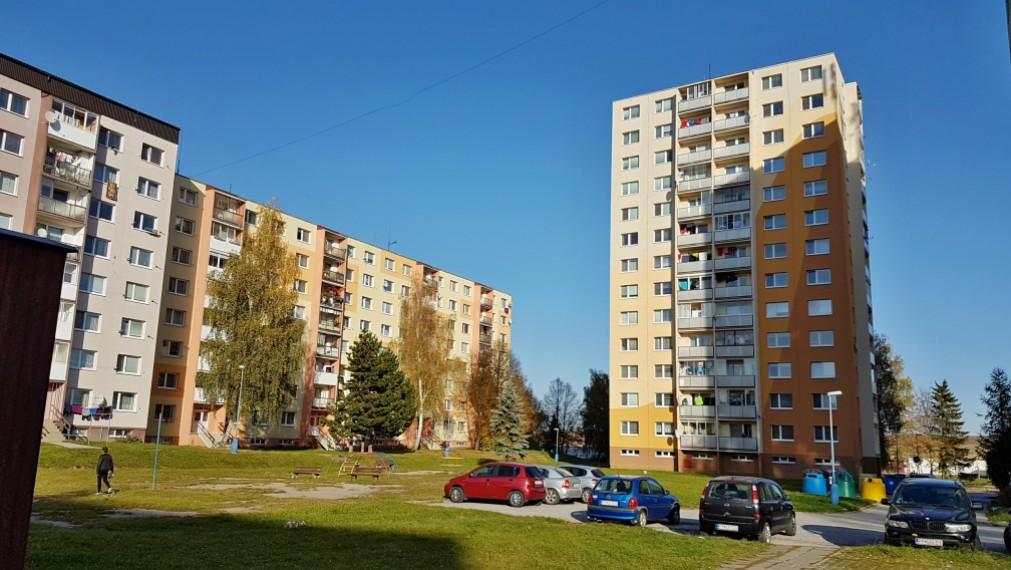 Slnečný 3 izbový byt s balkónom na Starom Juhu v Poprade - Top výhľad na V.Tatry