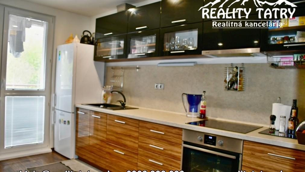 Slnečný 3 izbový byt s balkónom 71 m2 v Poprade - Kompletná rekonštrukcia - TOP STAV - ODPORÚČAME !!!
