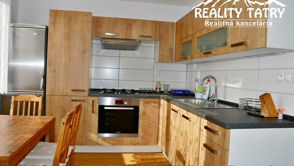 Byt 3 izbový s loggiou kompletná rekonštrukcia, zariadený - SUPER STAV - ODPORÚČAME !!!