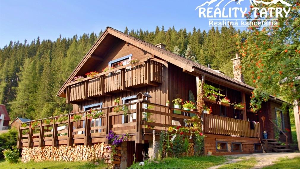 Rodinný dom - Chalupa v nádhernom tichom prostredí v blízkosti Vysokých Tatier pri malebnej obci Liptovská Teplička