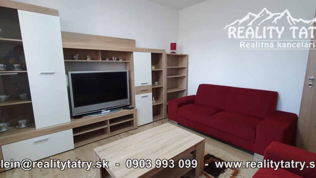 Byt 2 izbový s loggiou - kompletná kvalitná rekonštrukcia, TOP STAV, výborná lokalita !!!